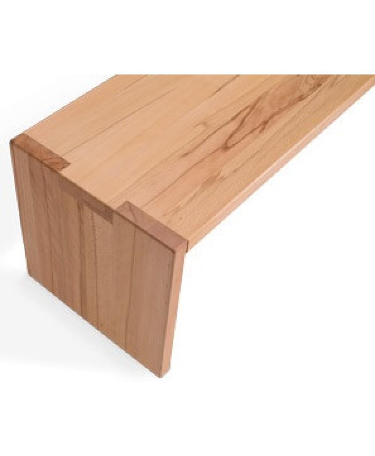 Favoriete Bank voor achter het bed hout Close-it voeteneind bankje  EF11