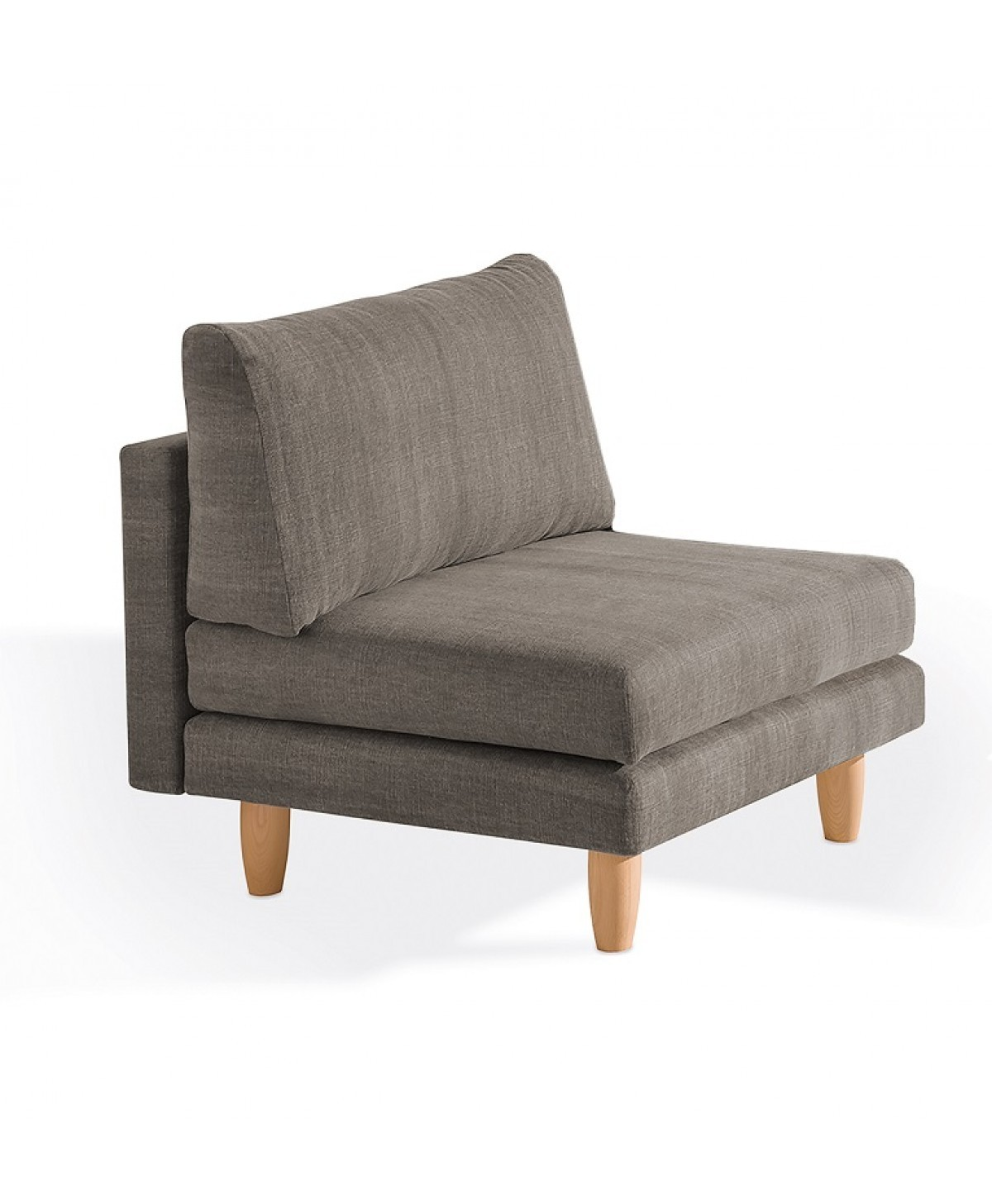 Stunning zitmeubel lounge s losse elementen modulair for Zitmeubelen