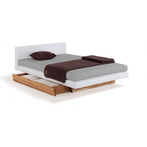 Boxspring eco Lounge night met lade bed Dormiente metaalvrij