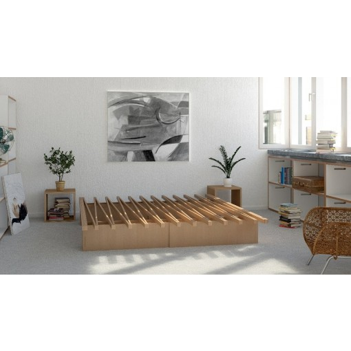 Ecodesign bed TojoV