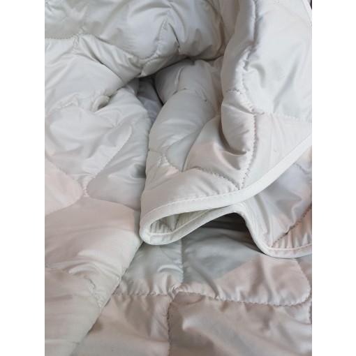 Kinderdekbed turf en biokatoen - antroposofie hooggevoelig kind slapen