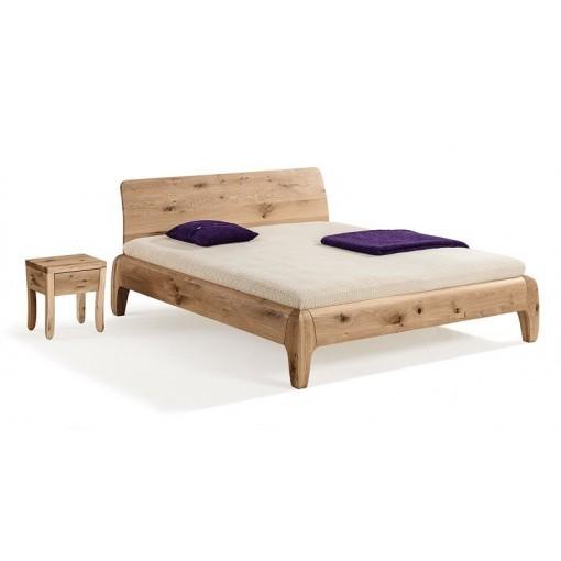 Massief houten bed GONDA Dormiente