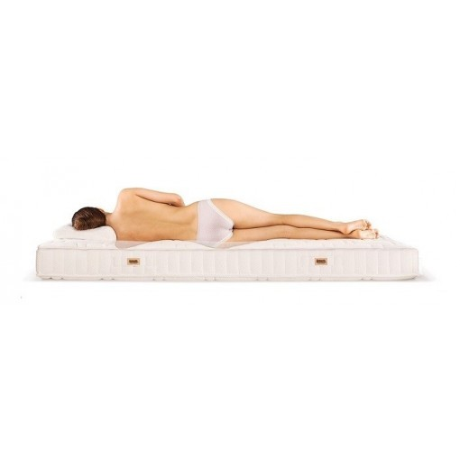 Matras Orthoform Female Dormiente 7 zone Natural Classic natuurlatex