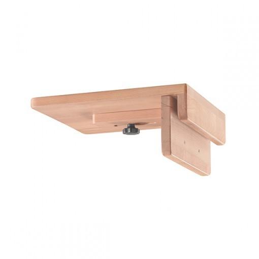 Nachttafel hangend STEXX aanpasbaar hout bed plankje Dormiente
