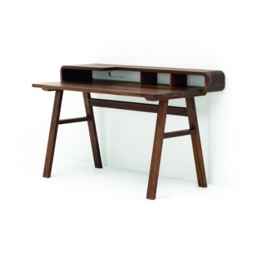 Secretaire design Com:Ci massief hout Holzmanufaktur