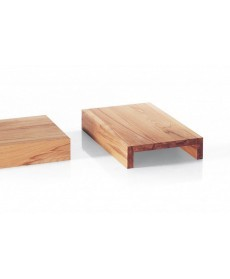 Nachtkastje massief hout ZEN