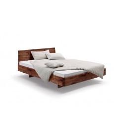 Zwevend houten design bed COM CI  XL Holzmanufaktur