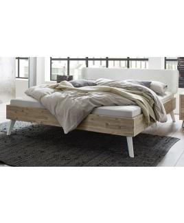 AANBIEDING Hasena ledikant FREMO 23 180x200 cm massief acacia hout Factory Chic bedden