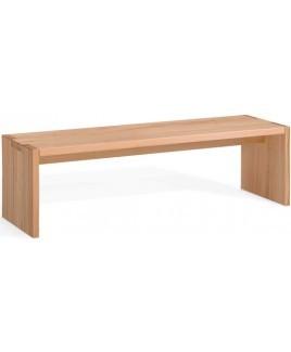 Bank voor achter het bed hout Close-it voeteneind bankje slaapkamer Dormiente