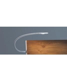 Bedlamp Snake flexibel (per 2) hoofdbord leeslamp Hasena