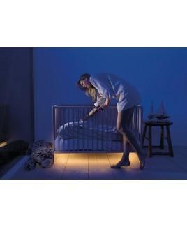 Led bed verlichting ledstrip met 1 sensor en dimmer onder bed MyLight