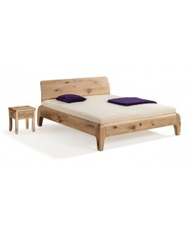 Massief houten bed GONDA Dormiente