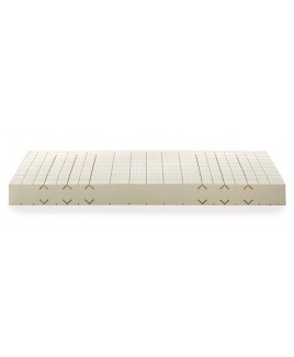 Matras Orthoform Male Dormiente 7 zone Natural Classic natuurlatex