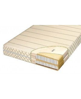 Natuurlatex matras Deluxe stevig flexibel kokos latex natuurlijke materialen