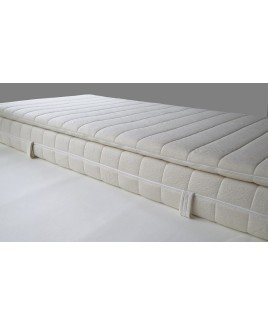 Natuurlatex matras vijf zones Clima Cool tencel matrashoes bio, eco