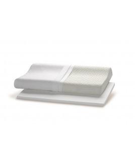 Orthopedisch hoofdkussen Ergopillo MED latex neksteunkussen vormvast dormiente