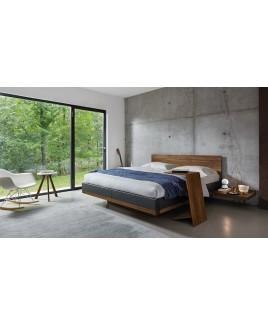Bijzettafel design SIDEKICK 70 cm hoog nachtkastje boxspring TEAM 7