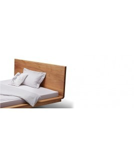 Design bed MATIS massief hout Holzmanufaktur