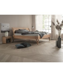 Dormiente houten bed VIVA design-beuken