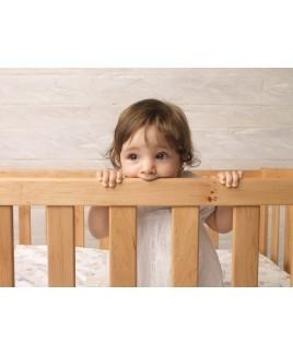 Houten baby ledikant ecologisch babybed TEAM 7