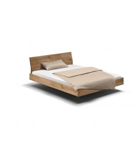 Houten design bed PADIO EDGE Holzmanufaktur