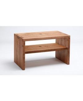 Nachtkastje NAPS met houten plankje