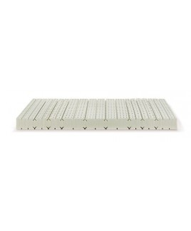 Zeven zone natuurlatex matras Natural Basic Z7 Female Dormiente