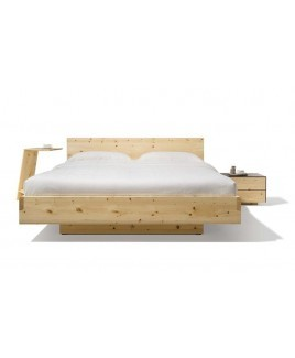 Zirben alpenden bed NOX massief hout Team 7