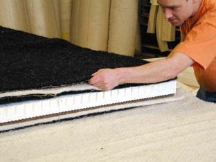 Matras Natuurlijke Materialen : Post matras van natuurlijke materialen