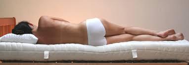 Een Bedaffair natuurlatex matras ondersteunt uw ruggewervel en ligt zeer comfortabel