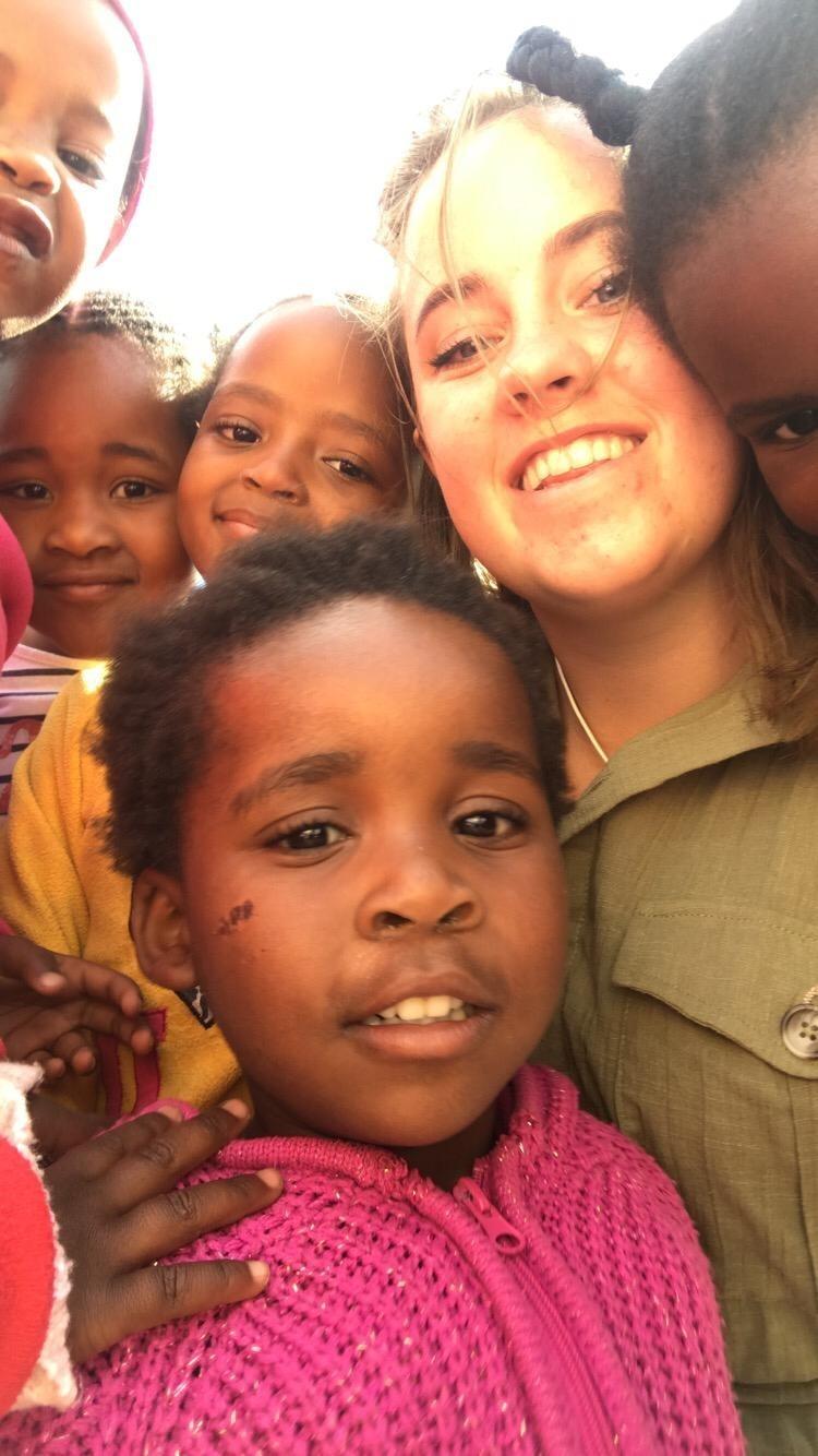 Sociaal ondernemen vanuit persoonlijk initiatief. In Zuid-Afrika.