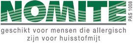 Nomite keurmerk logo