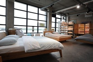 Bedaffair showroom Amsterdam IJburg