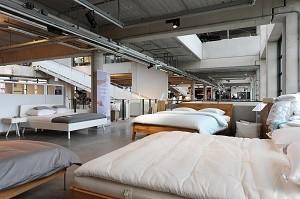 Showroom Bedaffair Amsterdam IJburg