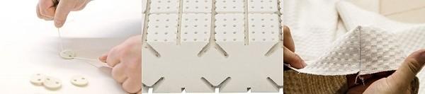 Handgemaakte natuurlatex matrassen